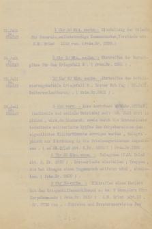 """""""K. u. k. 1. Korpskommando. Tagebuch Nr 1-3 über Ereignisse im Felde vom 23. Juli 1914 bis 23. Mai 1915"""" T. 1, 23 Juli – 14 November 1914 r."""