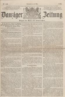 Danziger Zeitung : Organ für West- und Ostpreußen. 1860, No. 543 (3 März) + dod.