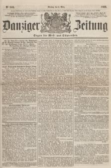 Danziger Zeitung : Organ für West- und Ostpreußen. 1860, No. 544 (5 März)