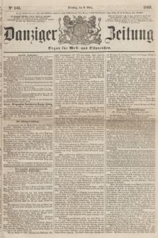Danziger Zeitung : Organ für West- und Ostpreußen. 1860, No. 545 (6 März)