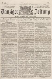 Danziger Zeitung : Organ für West- und Ostpreußen. 1860, No. 559 (22 März)