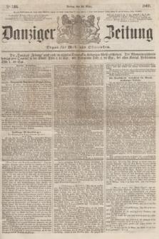 Danziger Zeitung : Organ für West- und Ostpreußen. 1860, No. 566 (30 März)