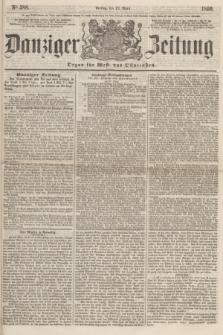 Danziger Zeitung : Organ für West- und Ostpreußen. 1860, No. 588 (27 April)