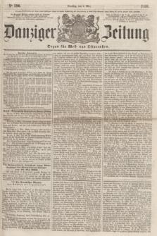 Danziger Zeitung : Organ für West- und Ostpreußen. 1860, No. 596 (8 Mai)