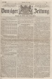 Danziger Zeitung : Organ für West- und Ostpreußen. 1860, No. 597 (9 Mai)