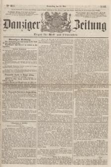 Danziger Zeitung : Organ für West- und Ostpreußen. 1860, No. 614 (31 Mai)