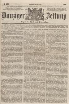 Danziger Zeitung : Organ für West- und Ostpreußen. 1860, No. 634 (23 Juni) + dod.