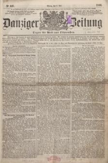 Danziger Zeitung : Organ für West- und Ostpreußen. 1860, No. 641 (2 Juli)