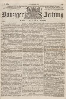 Danziger Zeitung : Organ für West- und Ostpreußen. 1860, No. 648 (10 Juli)