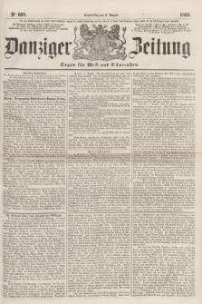 Danziger Zeitung : Organ für West- und Ostpreußen. 1860, No. 668 (2 August)
