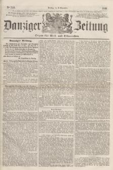 Danziger Zeitung : Organ für West- und Ostpreußen. 1860, No. 753 (9 November)