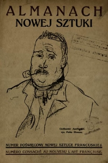 Almanach Nowej Sztuki. 1925, nr1