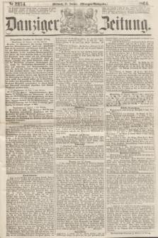 Danziger Zeitung. 1864, Nr. 2234 (13 Januar) - (Morgen-Ausgabe.)