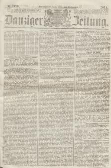 Danziger Zeitung. 1864, Nr. 2389 (23 April) - (Morgen=Ausgabe.)
