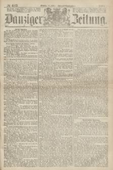 Danziger Zeitung. 1867, № 4113 (4 März) - (Abend=Ausgabe.)