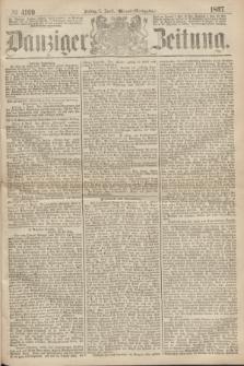 Danziger Zeitung. 1867, № 4169 (5 April) - (Abend=Ausgabe.)