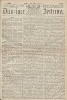 Danziger Zeitung. 1867, № 4219 (7 Mai) - (Abend=Ausgabe.) + dod.
