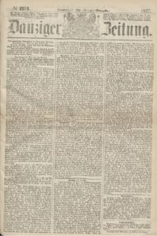 Danziger Zeitung. 1867, № 4226 (11 Mai) - (Morgen=Ausgabe.)