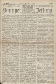 Danziger Zeitung. 1867, № 4230 (14 Mai) - (Morgen=Ausgabe.)