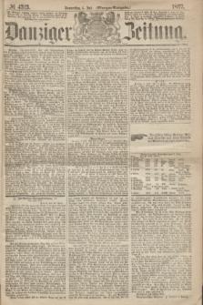 Danziger Zeitung. 1867, № 4313 (4 Juli) - (Morgen=Ausgabe.)