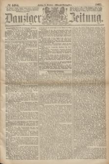 Danziger Zeitung. 1867, № 4484 (11 October) - (Abend=Ausgabe.)