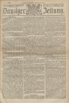 Danziger Zeitung. 1867, № 4528 (6 November) - (Abend=Ausgabe.)