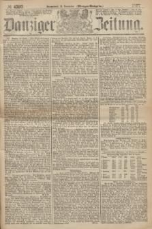 Danziger Zeitung. 1867, № 4593 (14 December) - (Morgen=Ausgabe.)