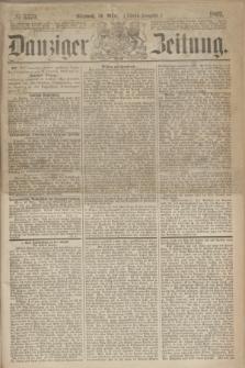 Danziger Zeitung. 1869, № 5379 (31 März) - (Abend-Ausgabe.)