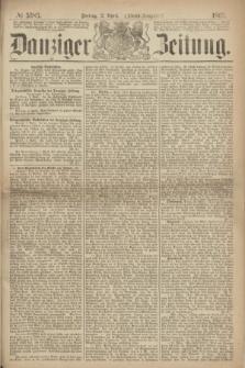 Danziger Zeitung. 1869, № 5383 (2 April) - (Abend-Ausgabe.)