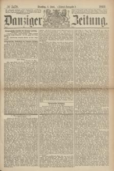 Danziger Zeitung. 1869, № 5479 (1 Juni) - (Abend-Ausgabe.)