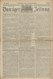 Danziger Zeitung. 1869, № 5487 (5 Juni) - (Abend-Ausgabe.)