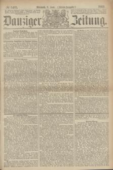Danziger Zeitung. 1869, № 5493 (9 Juni) - (Abend-Ausgabe.)