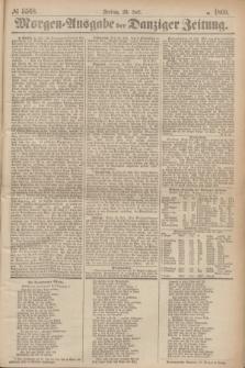Morgen=Ausgabe der Danziger Zeitung. 1869, № 5568 (23 Juli)