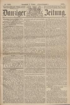 Danziger Zeitung. 1869, № 5691 (2 Oktober) - (Abend-Ausgabe.)