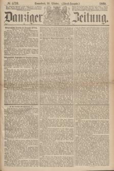 Danziger Zeitung. 1869, № 5739 (30 Oktober) - (Abend-Ausgabe.)