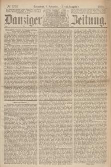 Danziger Zeitung. 1869, № 5751 (6 November) - (Abend-Ausgabe.) + dod.