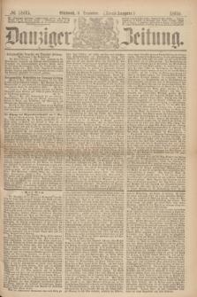 Danziger Zeitung. 1869, № 5805 (8 Dezember) - (Abend-Ausgabe.)