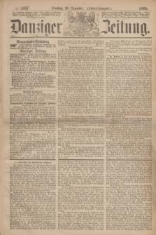 Danziger Zeitung. 1869, № 5837 (28 Dezember) - (Abend-Ausgabe.)