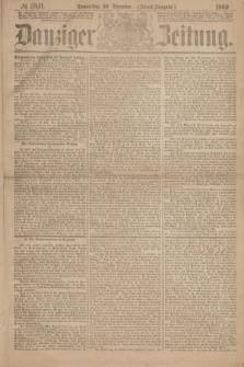 Danziger Zeitung. 1869, № 5841 (30 Dezember) - (Abend-Ausgabe.)