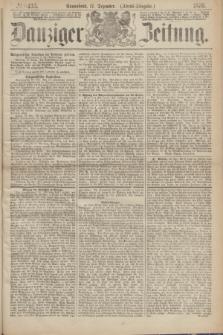 Danziger Zeitung. 1870, № 6433 (17 Dezember) - (Abend-Ausgabe.)