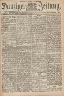Danziger Zeitung. 1874, № 8750 (3 Oktober) - (Abend=Ausgabe.)