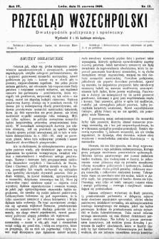 Przegląd Wszechpolski : dwutygodnik polityczny i społeczny. 1898, nr12