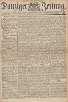 Danziger Zeitung. 1877, № 10261 (24 März) - (Morgen=Ausgabe.)