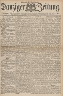 Danziger Zeitung. 1877, № 10262 (24 März) - (Abend=Ausgabe.) + dod.