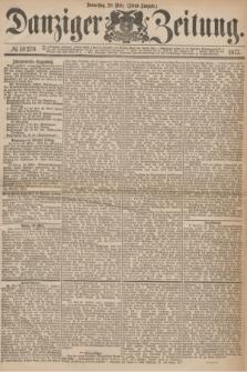 Danziger Zeitung. 1877, № 10270 (29 März) - (Abend=Ausgabe.) + dod.