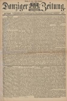 Danziger Zeitung. 1877, № 10286 (10 April) - (Abend=Ausgabe.)