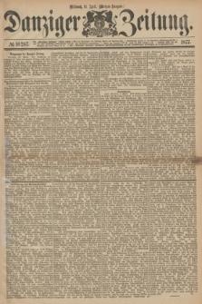 Danziger Zeitung. 1877, № 10287 (11 April) - (Morgen=Ausgabe.)