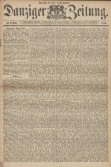 Danziger Zeitung. 1877, № 10290 (12 April) - (Abend=Ausgabe.) + dod.