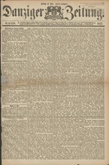 Danziger Zeitung. 1877, № 10348 (18 Mai) - (Abend=Ausgabe.)