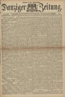 Danziger Zeitung. 1877, № 10350 (19 Mai) - (Abend=Ausgabe.)